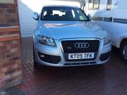 Audi Only 81000 miles
