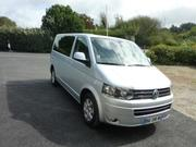 Volkswagen 2011 VW Caravelle T5 2011 Blue Motion special edition m