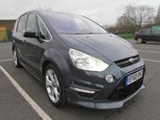 2011 Ford S-max Ford S-Max Titanium X Sport 2.0 Ecoboost 240 Power